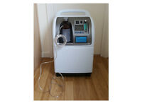 O-Smart 5 Oxygen concentrator for home therapy