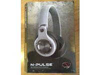 Monster NPulse Headphones - Brand new and unopened!