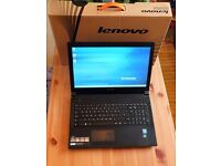 "Great Condition, Boxed! Lenovo 15.6"" HD Laptop HDMI - Intel N2840 2.16GHz - 4GB Memory - 500GB HDD"