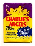 Charlie Angels Cards