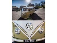 Bus & Bug for & successful wedding business - Recuced price for quick sale!!