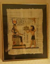 Egyptian silks x2
