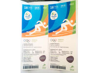 Rio 2016 - Athletics AT013 Evening 18/08 - Category C - 2 Tickets - 200m final night see Usain Bolt!