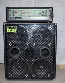 Trace Elliot AH250 Amp and Cab - PRICED TO SELL