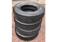 General Grabber AW Tyres (Set of 4)