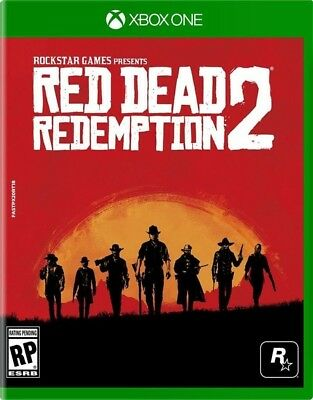 Red Dead Redemption 2 for xbox one - NO CODE-- READ DESCRIPTION