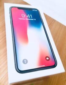 iPhone X 256gb warranty NO PAYPAL