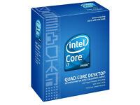 i7 @3.3Ghz - Asus ROG Mobo - 12GB 1600 Ram - Silent cooler