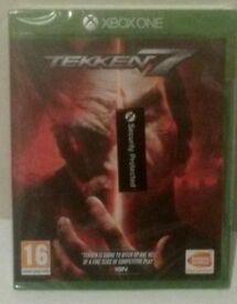 TEKKEN 7 for XBOX One - NEW SEALED