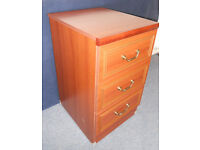 Office Drawer Unit on Casters or Bedside Table