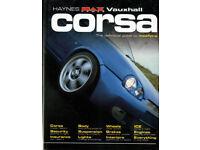 HAYNES MAX POWER VAUXHALL CORSA MODIFICATIONS MANUAL