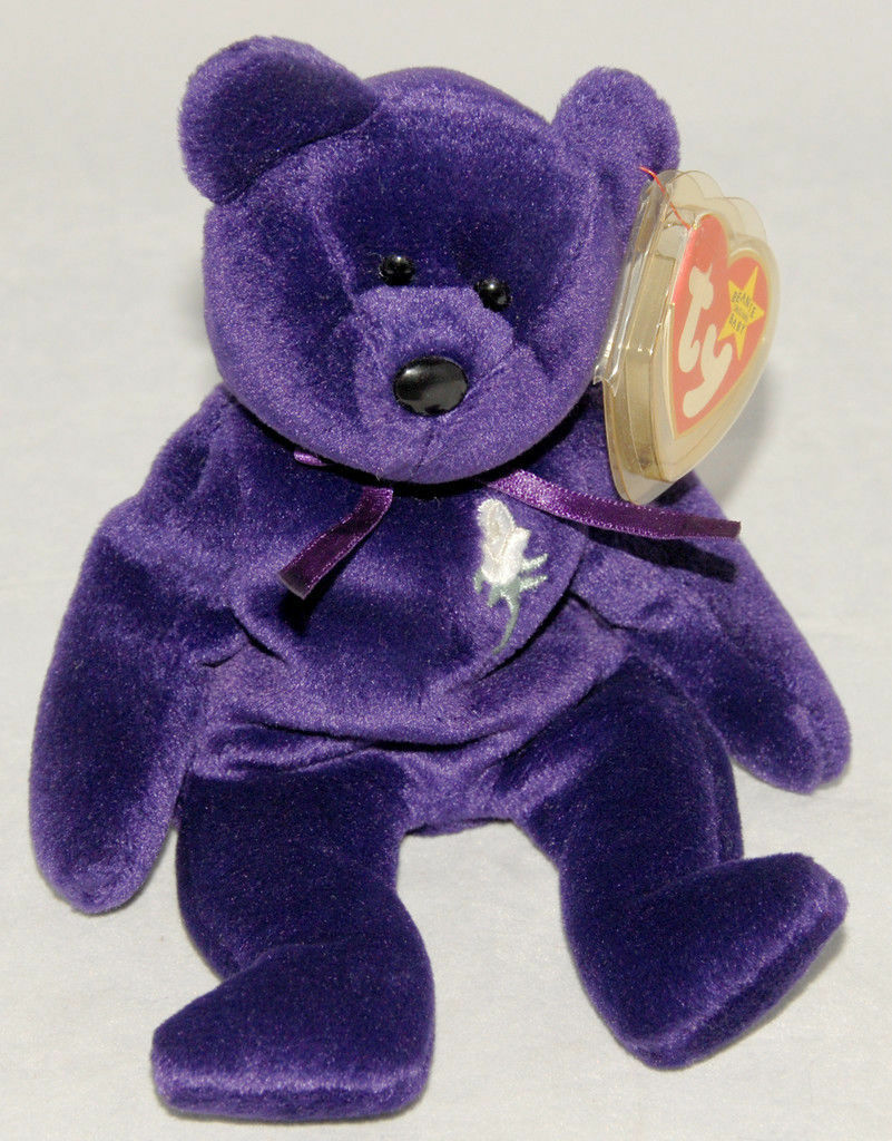 Top 10 Most Valuable Ty Beanie Babies