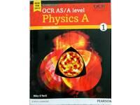 OCR A-LevelPhysics A textbook 1