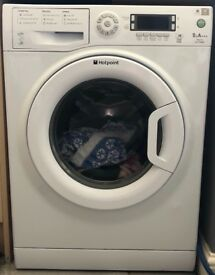 Hotpoint Ultima 9kg Washing Machine