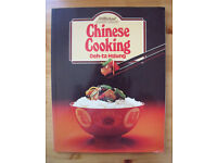 Vintage 1983 St Michael (M&S) Chinese Cooking/Deh-ta Hsiung paperback book.80 pgs.ISBN 0 906320 16 X