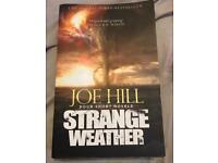 Strange Weather: Joe Hill - Signed book