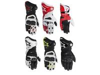 Alpinestars gp pro motorcycle gloves not rst berik arlen ness bks rev it furygan