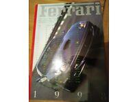 Ferrari 1998 Year book