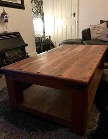 Indian rosewood sheesham table