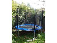 8ft good quality trampoline