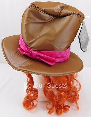 Disney Store Mad Hatter Hat for Kids Alice Through the Looking Glass New