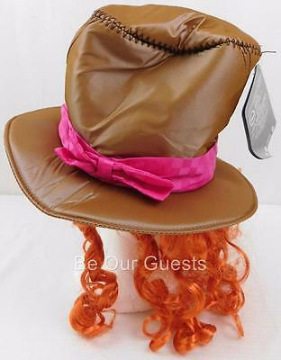 Disney Store Mad Hatter Hat for Kids Alice Through the Looking Glass New (Mad Hatter Costume For Kids)