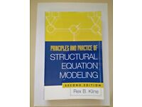 Principles and Practice of Structural Equation Modeling: (2005) Methodology in the Soc.Sciences
