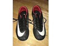 Various Adult Size 6 Nike Football Boots/Astros and Van Trainers