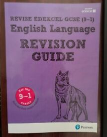 Revise Edexcel GCSE (9-1) English Language Revision Guide, Pearson