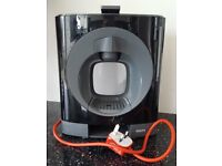 REDUCED! The Nescafe Dolce Gusto Black Oblo by Krupts comes with Pods to practice with