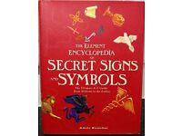 Encyclopedia of Secret Signs and Symbols £4