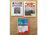 Books for railway enthusiasts