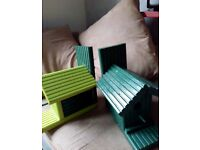 Quality bird boxes for sale , £20 each or can deliver locally for £25. The nesting season is now !