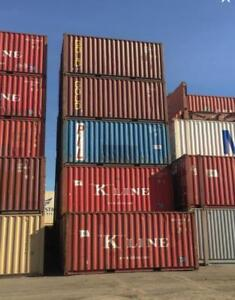 20 & 40 NEW & USED Shipping/Storage Containers for SALE - Seacans