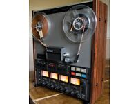 Teac A3440 Reel to Reel tape recorder