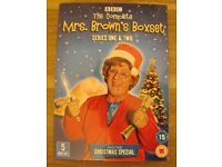 Mrs Brown's Boys DVD Box Set / Sealed & Brand New