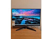 ViewSonic VX2758-2KP-MHD 27'' IPS WQHD 144Hz 1ms AMD FreeSync Gaming Monitor