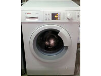 8 kg load, 1400 spin BOSCH Logixx 8 Washing Machine For Sale--Excellent Condition, A+ Energy Rated!