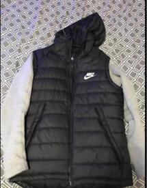 Nike Gillet Hooded Jacket