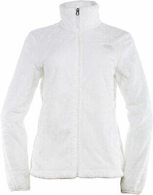 THE NORTH FACE WOMEN'S OSITO HYBRID Full Zip Jacket White sz M L XL XXL