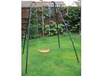 Childrens Swing: Hedstrom Junior
