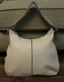 Ladies Beige/Cream Shoulder Bag