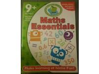 Maths Essentials workbook for children 9+