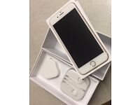 iphone 6s ,16gb ,unlocked ,gold,silver,and grey with box and accesorries and receipt