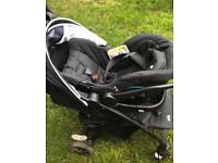 Joie Car Seat & buggy travel system