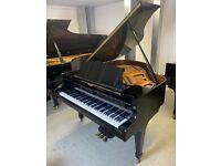 Kawai Japanese KG-1E Baby Grand Piano Black Gloss - Delivery - Yamaha
