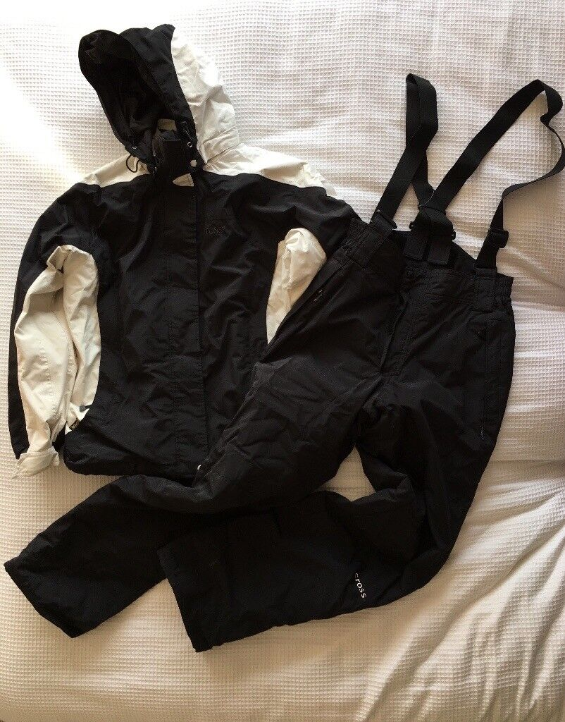 Cross ski jacket and trousers