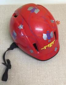 Childs MET SKYLITE Cycle Helmet.