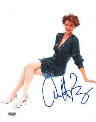 Annette Bening Signed Authentic Autographed 8X10 Photo  Psa Dna   Q33625