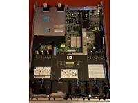 HP Proliant DL360 G7 Server - Intel Quad Core Xeon E5603 1.6GHz 48GB RAM 1U